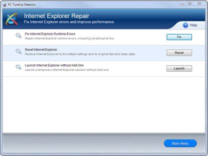 [click]pc Tuneup Maestro - Free Download And Software Reviews .
