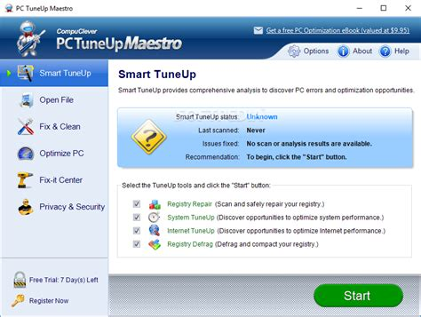 [click]pc Tuneup Maestro By Compuclever Systems - Should I Remove It .