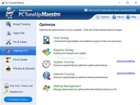 [click]pc Tuneup Maestro - Home  Facebook.