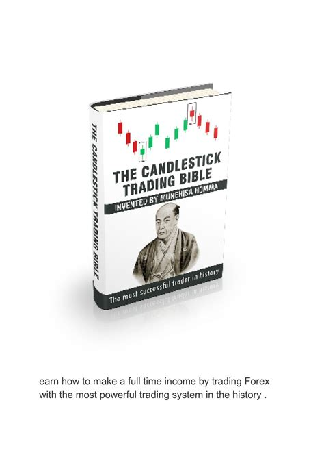 Pdf Download The Candlestick Trading Bible - Docshare.tips.