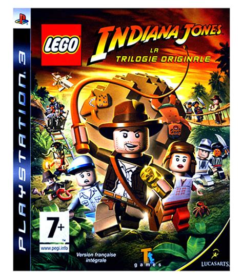 PS3 LEGO Indiana Jones