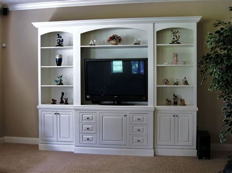 Painting Entertainment Center