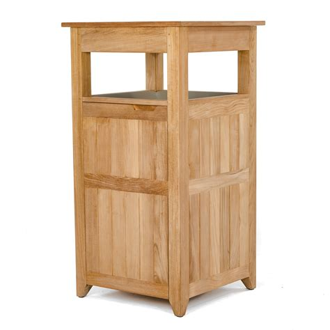 Palazzo Iii Receptacle - Westminster Teak Outdoor Furniture.