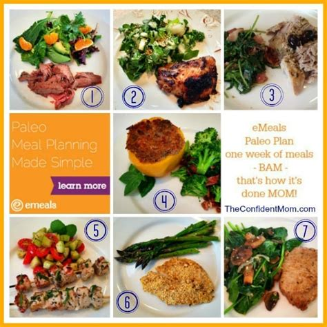 @ Paleo Meal Plans   Weekly Paleo Meal Planning By Emeals.