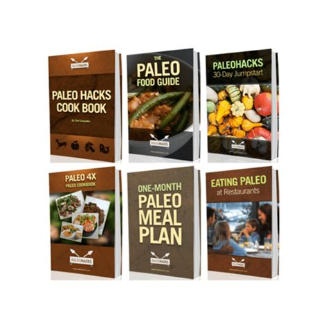 Paleohacks Cookbooks + Primal Sleep & Fitness - Yourconvenience.