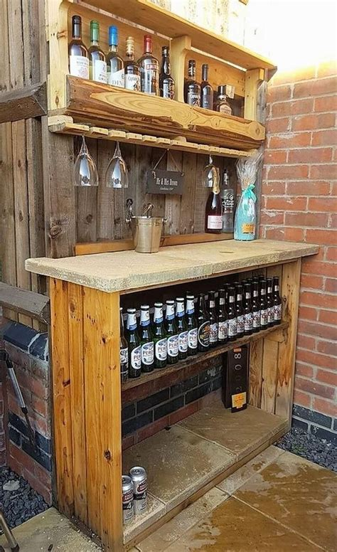 Pallet Plans For A Bar