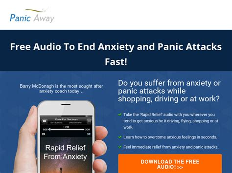 [click]panic Away - End Anxiety Panic Attacks Well-Being And Self Help.