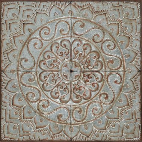 Paragon Decor Paragon Decor Antique Ceiling Tiles Wall .