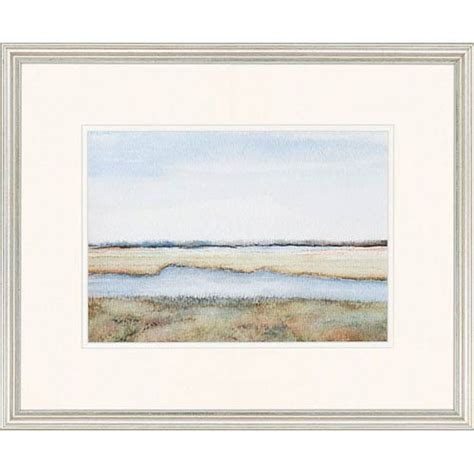 Paragon Marshes By Coggins 18 X 22 Framed Print Set Of