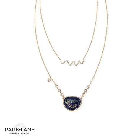 Park Lane Jewelry - Cosmic Necklace.