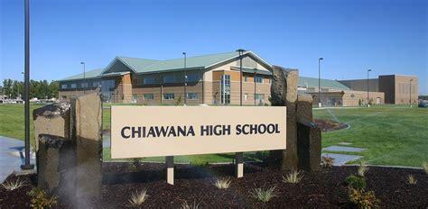 Pasco WA Chiawana High School