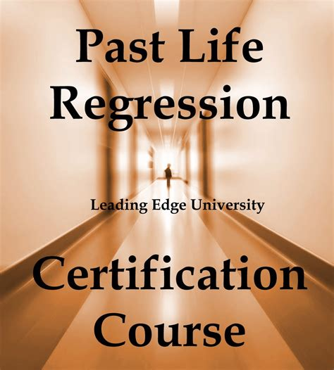 [click]past Life Regression Certification Course.
