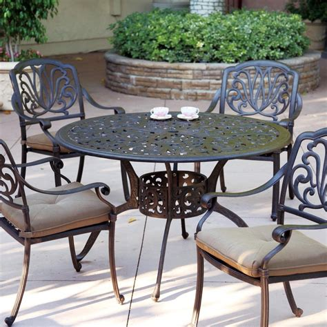 Patio Dining Furniture 4 Person