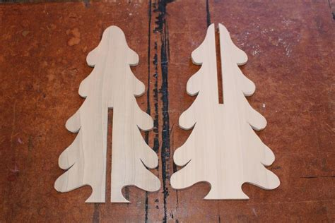 Patterns For Wooden Christmas Trees