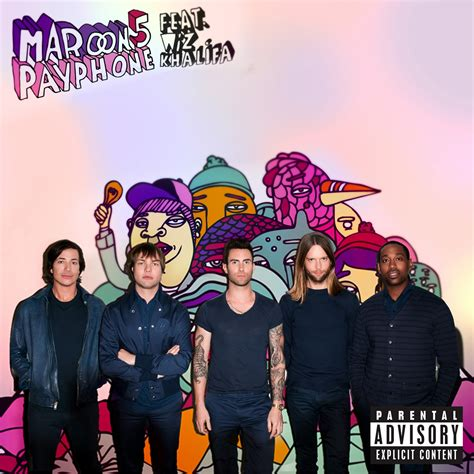 Payphone Maroon 5 and Women