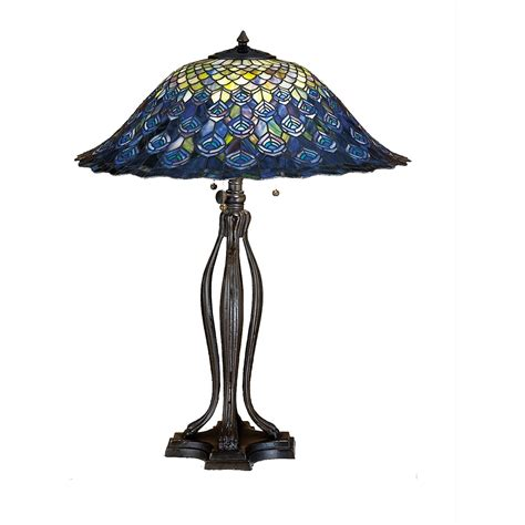Peacock Tiffany Lamp - Ideas On Foter.