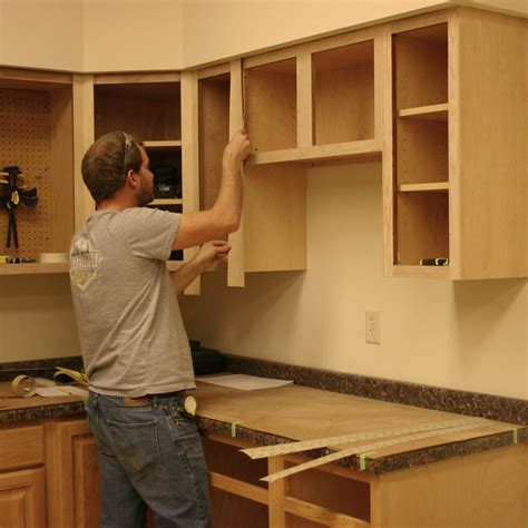 Peel and Stick Cabinet Refacing