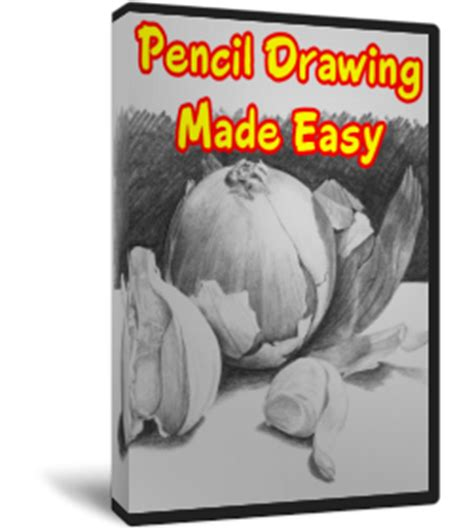 [click]pencil Drawing Made Easy - Samantha Bell.