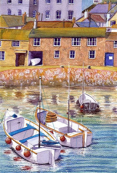 Penzance Cornwall Painting