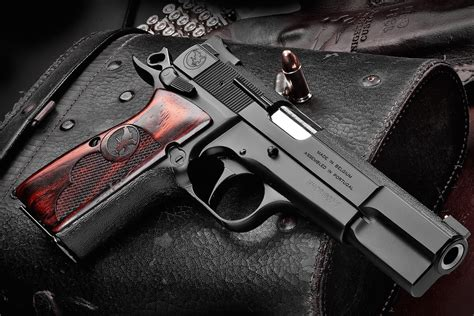 Perfecting Mr Browning  S  Other  Pistol Full Review Of .