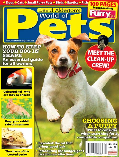 Pet Magazines