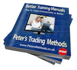 @ Pete  S Betfair Method Review Making A Living On Betfair .