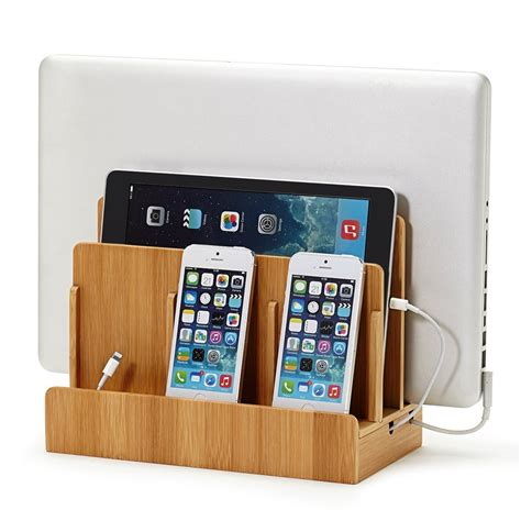 Phone and Tablet Charging Station