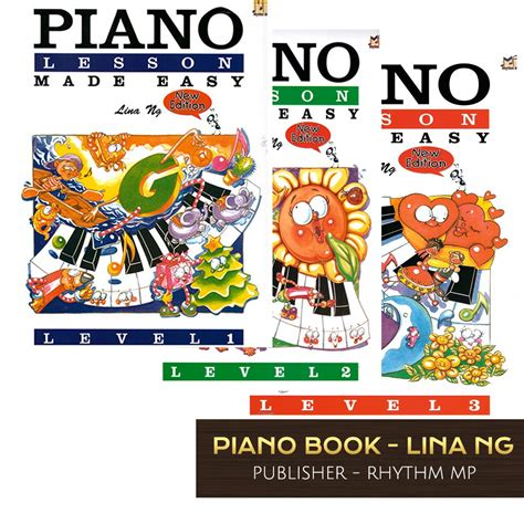 [pdf] Piano Lesson Made Easy Level 2 Lina Ng - Wordpress Com.