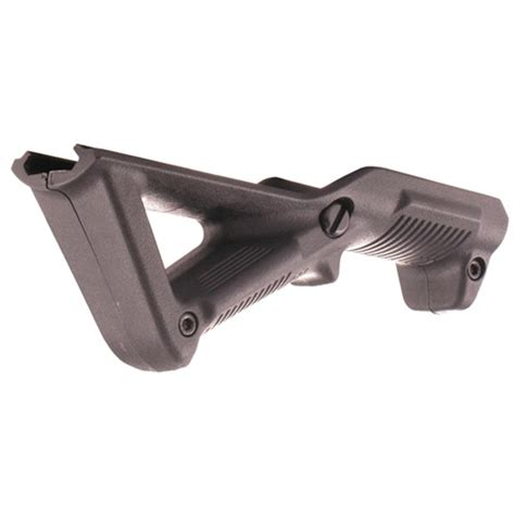 Picatinny Afg1 Angled Fore Grip Polymer Black - Brownells Se.