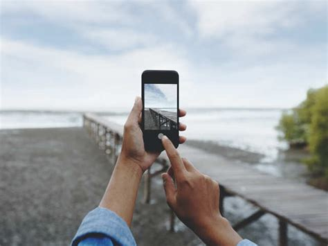Picture Perfect: Try Trick Photography With Your Smartphone.