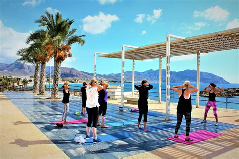 Pilates,yoga. Learn Spanish Holidays Organiser In Mazarron, Spain.