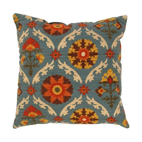 Pillow Perfect Inc Mayan Medallion Rectangle Throw .