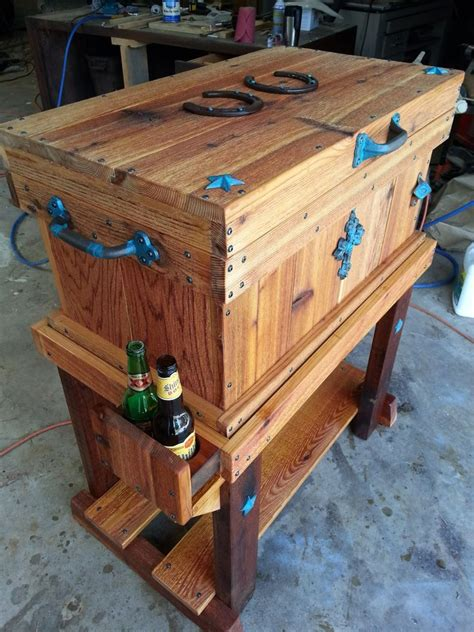 Pinterest Outdoor Wood Projects Ice Chest