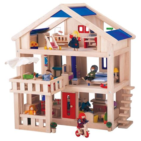 Plan Toy Doll House