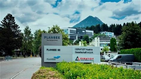 Plansee Metall Gmbh