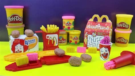 Play-Doh McDonald's