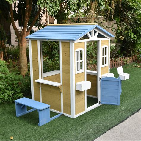 Playhouse Picket Fence