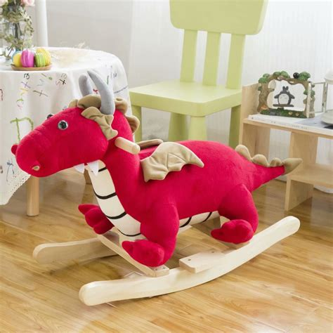 Plush Rocking Horses Rockers