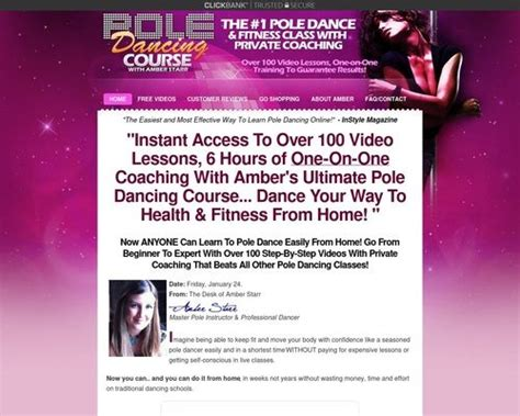 @ Pole Dancing Courses  Up To 32 Sale  Top Aff Makes .