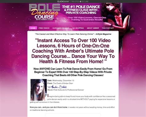 [click]pole Dancing Courses Up To 32 Sale Top Aff Makes 1650 Day .
