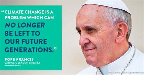Pope Francis To Us Leaders: We Have A Moral Imperative To Act On.
