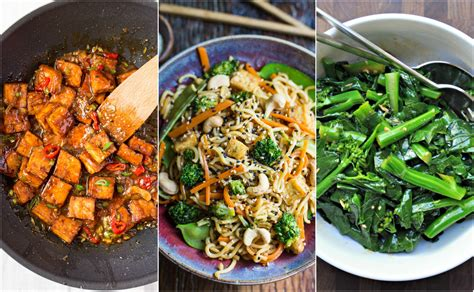 Popular Chinese Vegetarian Recipes Asian Recipes.