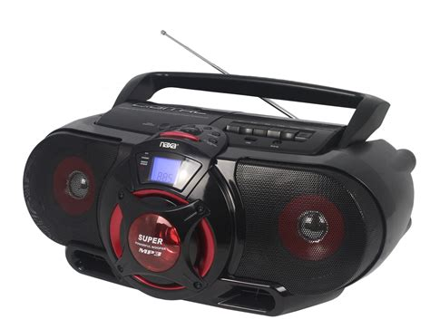 Portable Radio With Bluetooth