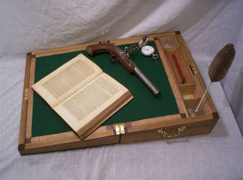 Portable Writing Desk Plans