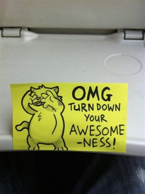 Post It Notes Funny