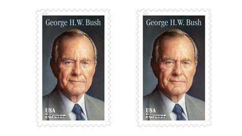 @ Postal Service Announces Stamp Honoring Former President .