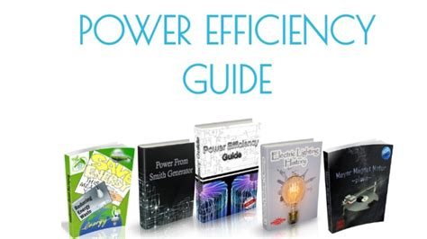 [click]power Efficiency Guide   Power Efficiency Guide.