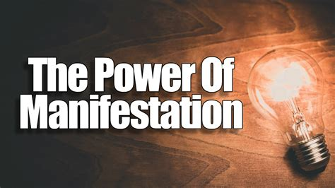[click]power Manifestation Master The Law Of Attraction .