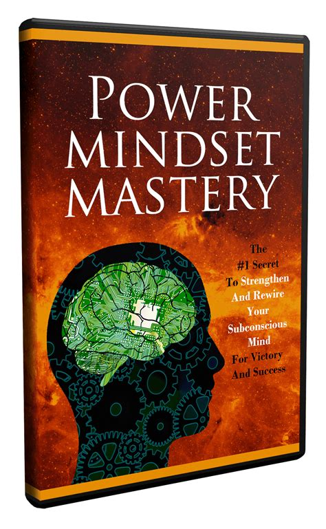 [click]power Mindset Mastery To Strengthen And Rewire Your .