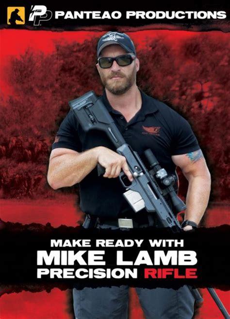 Precision Rifle With Mike Lamb - Ammoland Com.